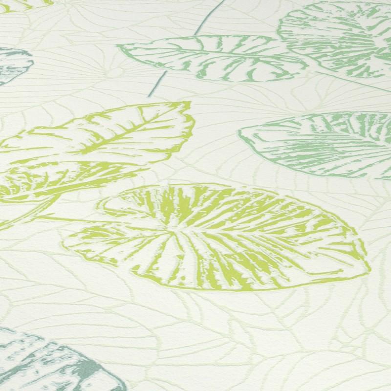 Papel pintado floral 452607 de la colección DRACARYS de lbero Stil