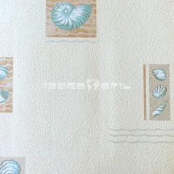 papel pintado barato papel baño caracolas beige 6628-11 de la colección efectos 1 de nuestro papel pintado
